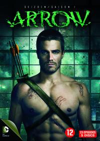 Arrow - Seizoen 1-DVD