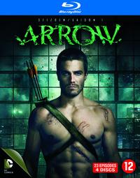 Arrow - Seizoen 1-Blu-Ray