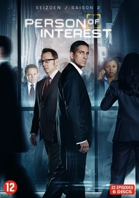 Person Of Interest - Seizoen 2-DVD