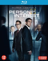 Person Of Interest - Seizoen 2-Blu-Ray