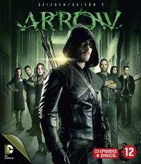 Arrow - Seizoen 2-Blu-Ray