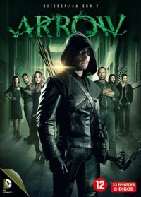 Arrow - Seizoen 2-DVD