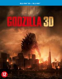Godzilla (3D En 2D Blu-Ray)-3D Blu-Ray