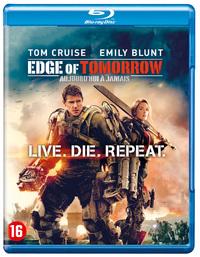 Edge Of Tomorrow-Blu-Ray