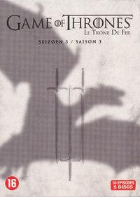 Game Of Thrones - Seizoen 3-DVD