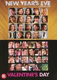 New Year's Eve / Valentine's Day-DVD