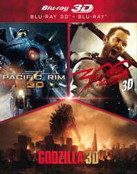 Action Pack (3D En 2D Blu-Ray)-3D Blu-Ray