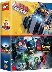 The Lego Movie / Lego Batman Movie-DVD