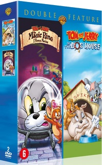 Tom & Jerry - Magic Ring / Dog House-DVD