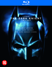The Dark Knight Trilogy-Blu-Ray