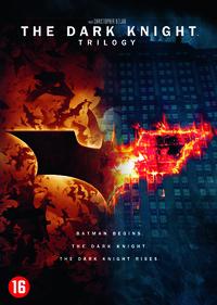 The Dark Knight Trilogy-DVD