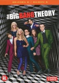 The Big Bang Theory - Seizoen 6-DVD