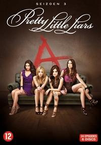 Pretty Little Liars - Seizoen 3-DVD