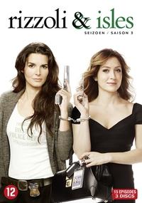 Rizzoli & Isles - Seizoen 3-DVD