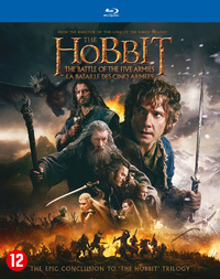 The Hobbit - Battle Of The Five Armies-Blu-Ray