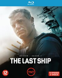 The Last Ship - Seizoen 1-Blu-Ray