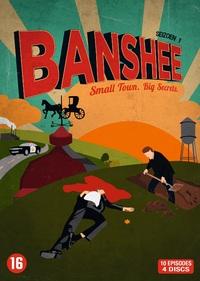 Banshee - Seizoen 1-DVD