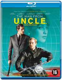 The Man From U.N.C.L.E.-Blu-Ray