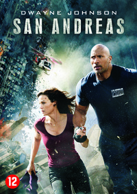 San Andreas-DVD