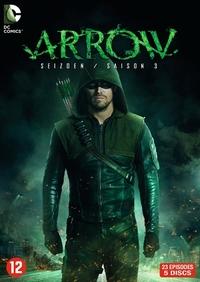 Arrow - Seizoen 3-DVD
