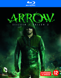 Arrow - Seizoen 3-Blu-Ray