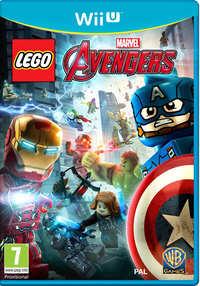 Lego: Marvels Avengers-Nintendo Wii U