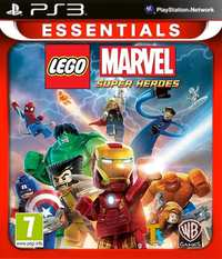 Lego Marvel Super Heroes-Sony PlayStation 3