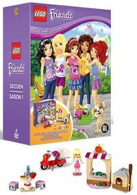 Lego Friends - Seizoen 1 + Spel-DVD