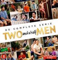 Two And A Half Men - De Complete Serie-DVD