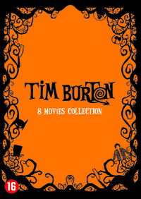 Tim Burton - 8 Movies Collection-DVD
