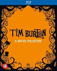 Tim Burton - 8 Movies Collection-Blu-Ray