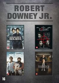 Robert Downey Jr Collection-DVD