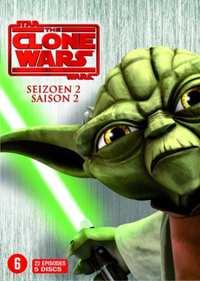 Star Wars Clone Wars - Seizoen 2-DVD