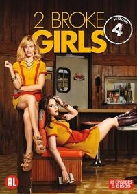 2 Broke Girls - Seizoen 4-DVD