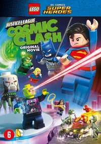Lego DC Super Heroes - Justice League Cosmic Clash-DVD