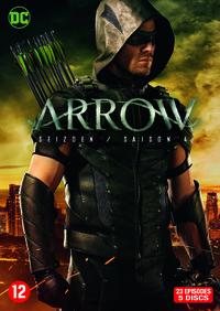 Arrow - Seizoen 4-DVD