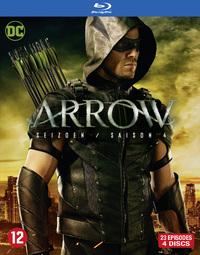 Arrow - Seizoen 4-Blu-Ray