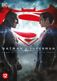 Batman V Superman - Dawn Of Justice-DVD