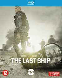 The Last Ship - Seizoen 2-Blu-Ray