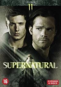Supernatural - Seizoen 11-DVD