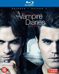 The Vampire Diaries - Seizoen 7-Blu-Ray