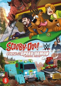 Scooby Doo & Wwe - The Curse Of The Speed Demon-DVD