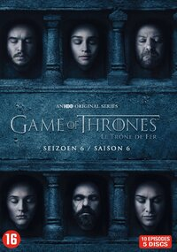 Game Of Thrones - Seizoen 6-DVD