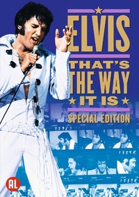 Elvis - That's The Way It Is-DVD