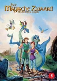 Het Magische Zwaard - Op Zoek Naar Camelot-DVD