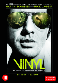 Vinyl - Seizoen 1-DVD