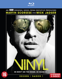 Vinyl - Seizoen 1-Blu-Ray