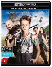 Pan (4K Ultra HD En Blu-Ray)-4K Blu-Ray