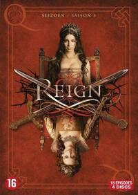 Reign - Seizoen 3-DVD