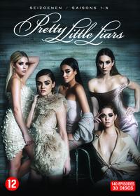 Pretty Little Liars - Seizoen 1-6-DVD